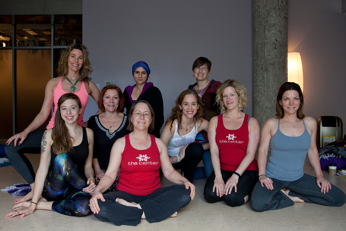 The Center School Of Yoga Teacher Training 2018 19 The Center Downtown