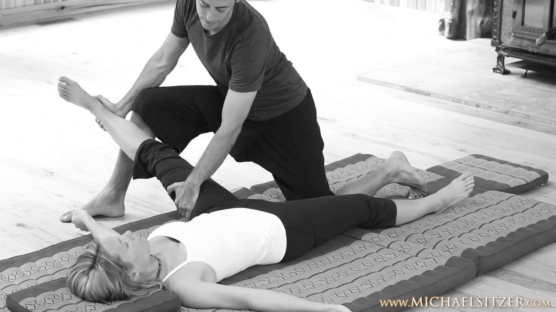 Therapeutic Thai-Yoga Bodywork Training - The Center Downtown