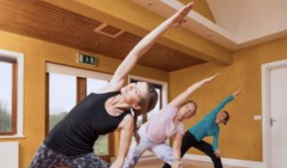 Sacred Living A Summer Solstice Women S Yoga Retreat Leitrim Ireland The Center Downtown